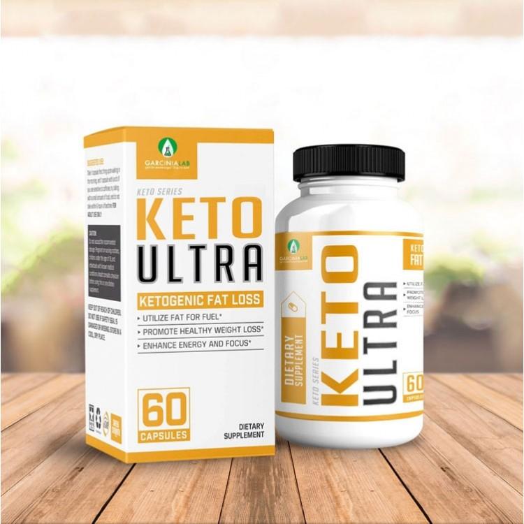 Best Keto Pills - Ketogenic Fat Burner Supplement 60 Capsules