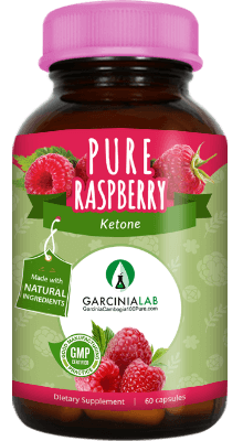 Pure and Natural Raspberry Ketone 500 MG